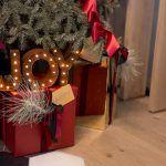 Letras luminosas para eventos La Roca Village - BCNLETTERS