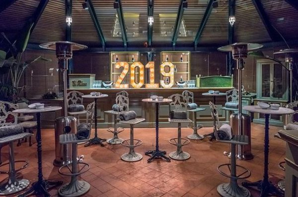 Alquiler números luminosos 2019 fin de año BCN LETTERS