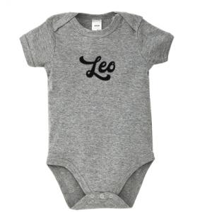 Body personalizado con nombre bebé de TWINS BY BCN LETTERS