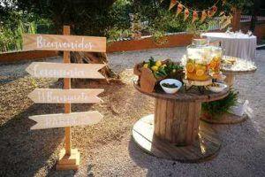 alquiler de flechas para bodas BCN LETTERS