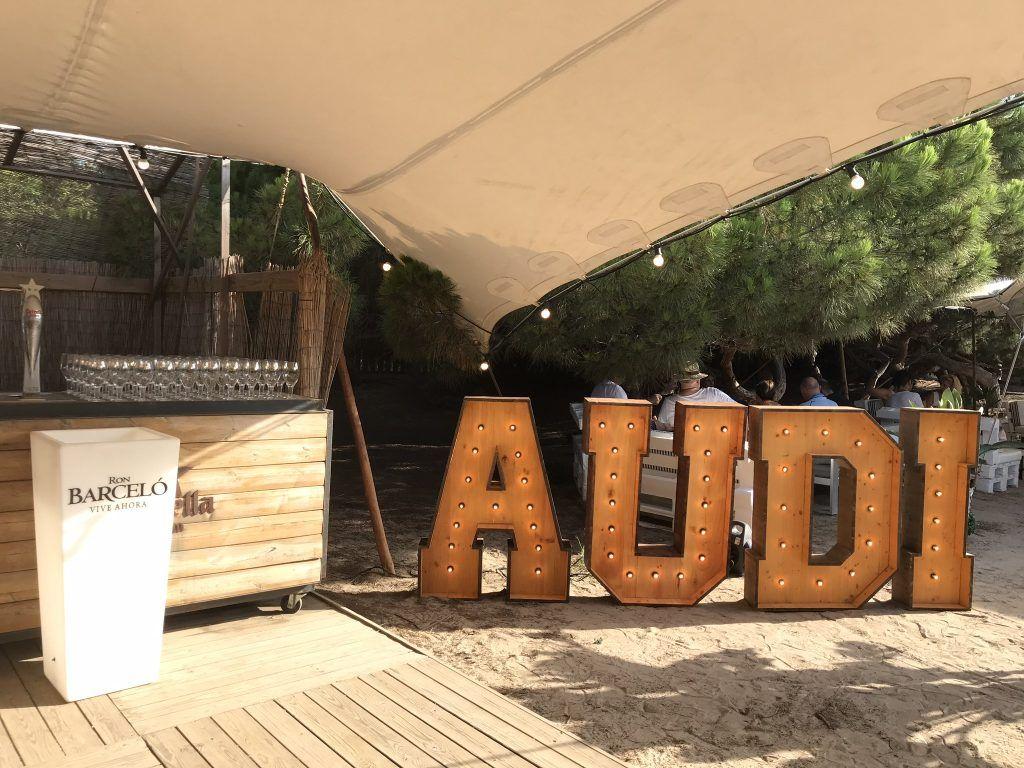 Letras-evento-AUDI