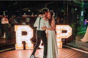 lletres lluminoses de lloguer BCN LETTERS per casaments
