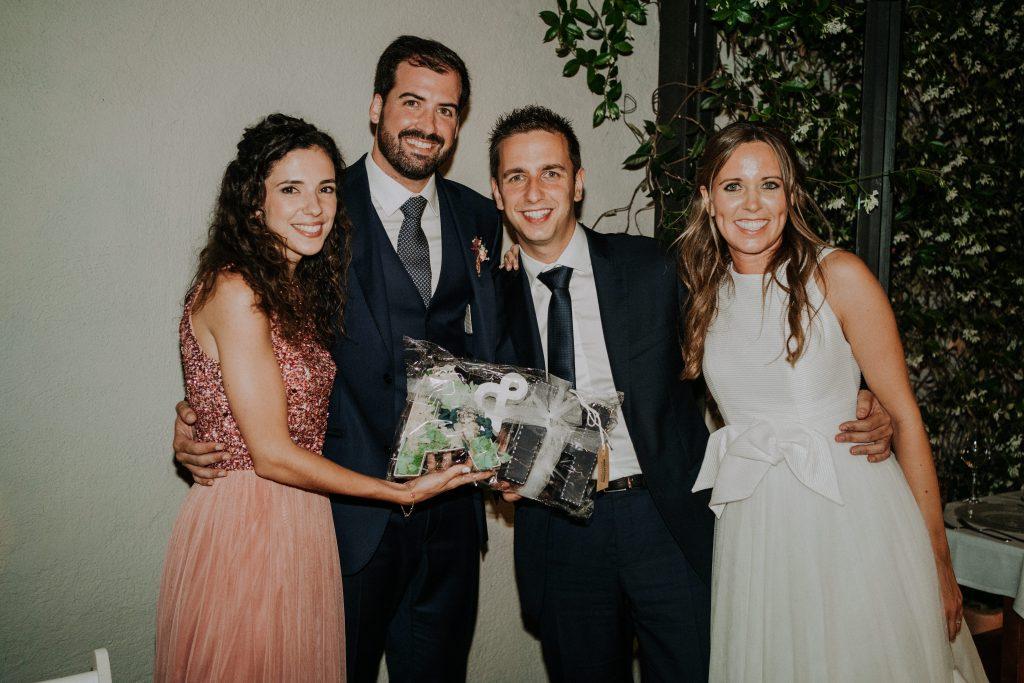 Letras con flores Regalo Madres Damas de Honor Originales Barcelona Personalizados para bodas - BCN LETTERS